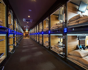 Capsule Hotels Near Train Stations Where You Can Reasonably Stay In Tokyo All Are Within 120 Seconds By Walk From The Nearest Station